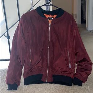 Misguided Bomber Jacket